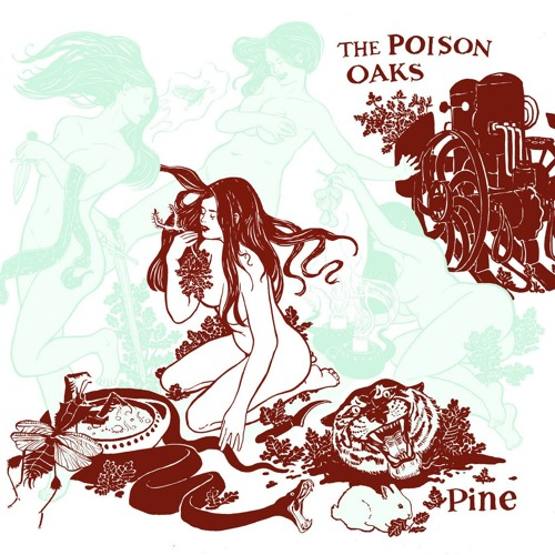 themes in poison oak by bright