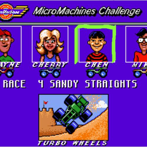Hooky - Micro Machines (clip)