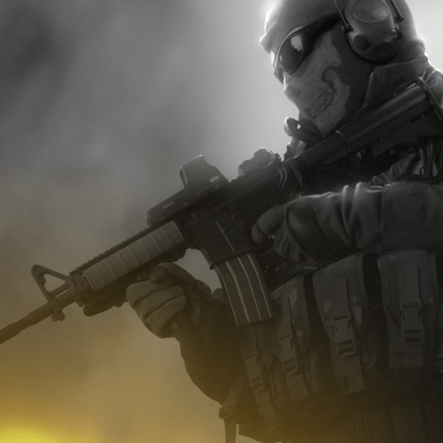 the Soldier Ghost Scantraxx
