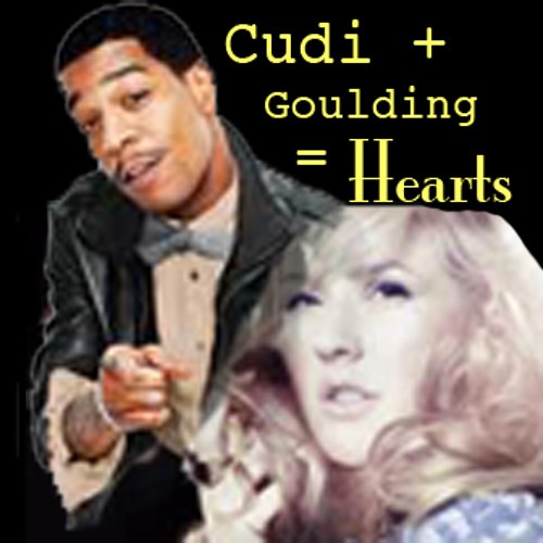 Cudi + Goulding = Hearts (MikeFly Mash-up) VIP