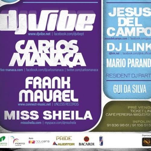 Miss Sheila Live @ Alfândega  NYE 2011/12