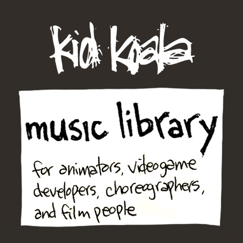 Melancholy / Cinematic - Cardboard Stars, Seashells page 100 - Kid Koala Production Music Library
