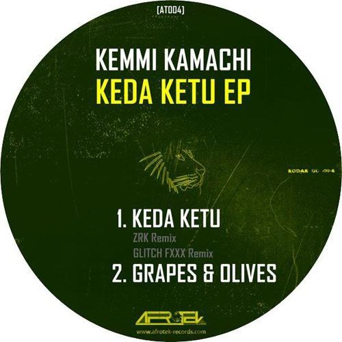 Kemmi Kamachi - Oilves and Grapes - Original Mix [Afrotek]