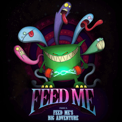 Feed Me`s Big Adventure (Album Mix)