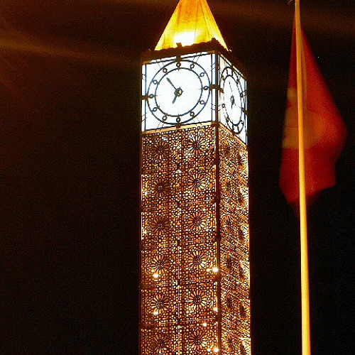 Slim - Midnight in Tunis