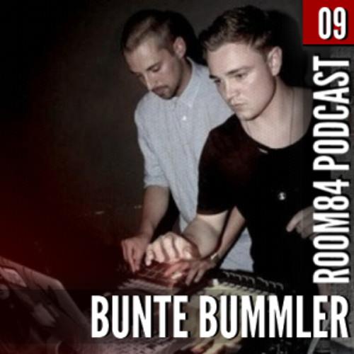 R84 PODCAST09: BUNTE BUMMLER