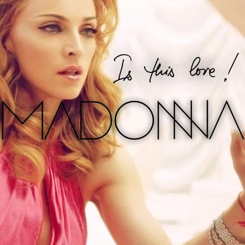 Madonna - Is This Love (Bon D' Accord)