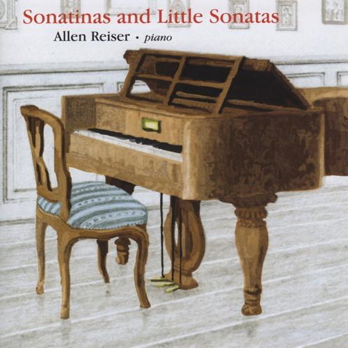 Wolfgang Amadeus Mozart - Sonatina No. 1 In C Major, K. 439b: IV. Allegro