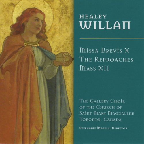 Healey Willan - Missa Brevis X: Kyrie