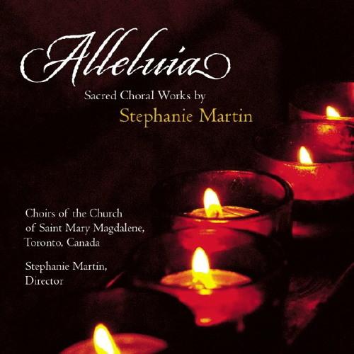 Stephanie Martin - Alleluia