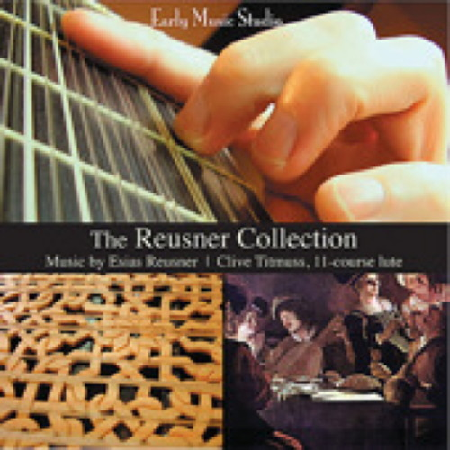Esias Reusner - Suite In F Minor: III.  Sarabanda