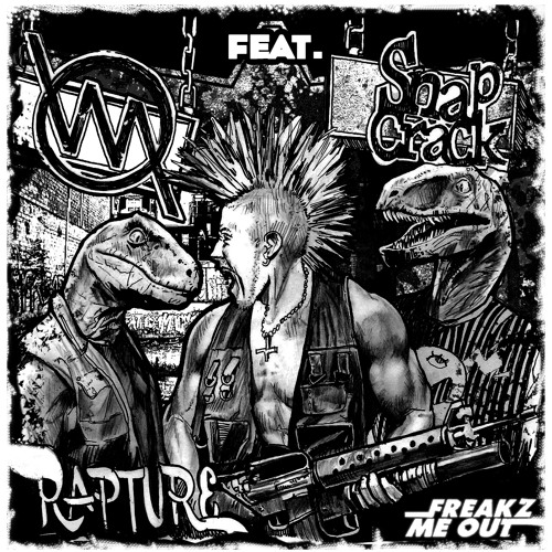 Vegamoore Ft. Snapcrack - Rapture (The Mastertrons Remix)