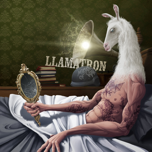LLAMATRON - Mirror of War [!! FREE DL !!]