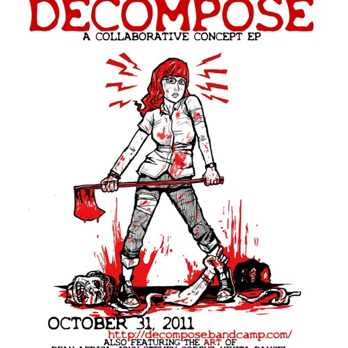 A Problem Like Maria - Decompose (Kill The Wall Remix) [AVAILABLE ON RECOMPOSE REMIX EP]