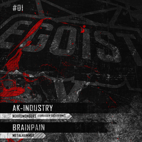 BRAINPAIN - METAL HAMMER // EGO1ST RECORDINGS
