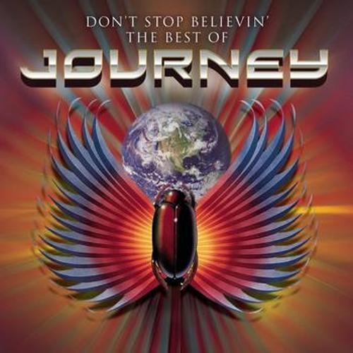 Saad ul Hassan - Don't Stop Believing (Journey cover) ft. Rakae