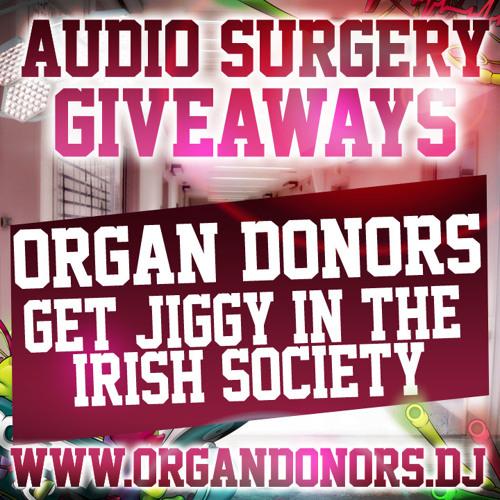 DONOR BOOTLEGS 'Get Jiggy In the Irish Society'