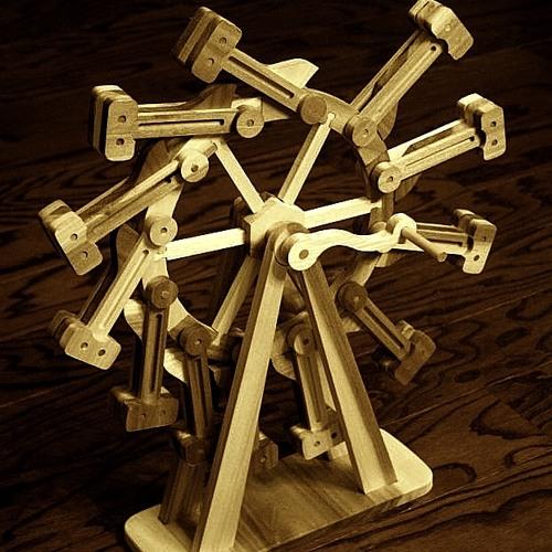 Perpetual Motion Machine (Clip)