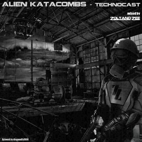 Zoltano Zee - Alien Katacombs - Technocast (05.12.2011)