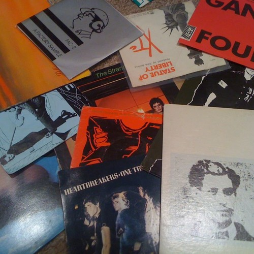 Late 70's early 80's New Wave and Post Punk all Vinyl Mixtape