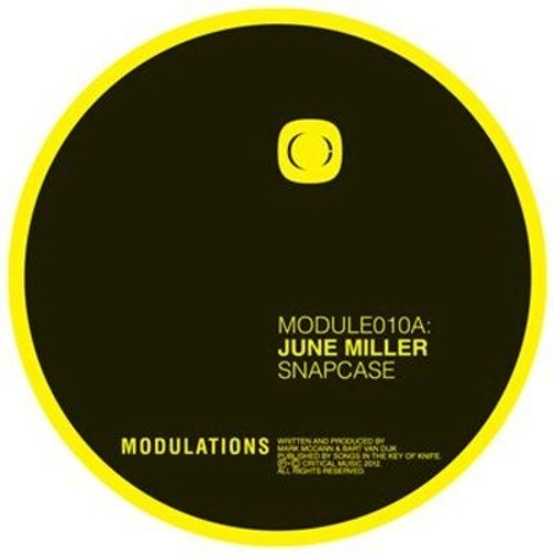 June Miller - Snapcase - OUT NOW!