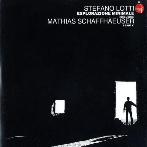 Stefano Lotti - Esplorazione Minimale (Original mix) - [snippet]