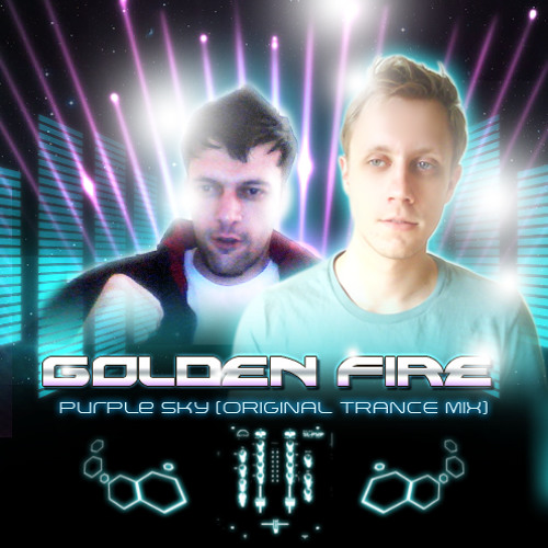 Golden Fire - Purple Sky (Original Vocal Trance Mix) 2012