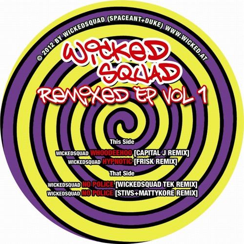 Wickedsquad - Hypnotic (feat.Lady Saw) (Frisk Remix) (WickedVinyl08)