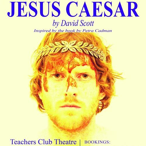 Jesus Caesar scene11 - crucifixion