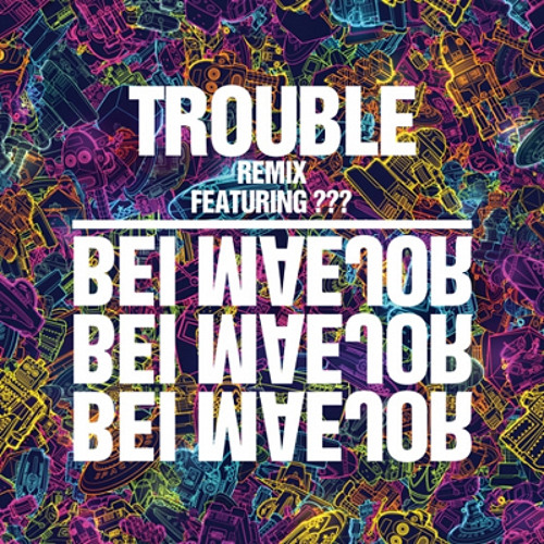 Bei Maejor Ft. Wale, Trey Songz, T-Pain & J Cole - Trouble (Remix) (Instrumental)