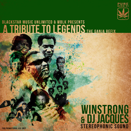 03 ALL NIGHT LONG - WINSTRONG & DJ JACQUES - A TRIBUTE TO LEGENDS (THE GANJA REFIX)