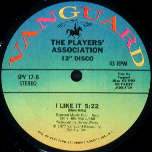 The Players Association ''I Like It''