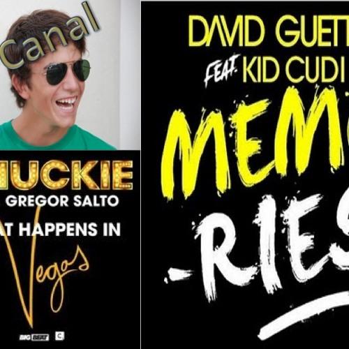 What Happens in my Memories,Stays in My Memories! - Gregor Salto vs. David Guetta (DJCanal Bootleg!)