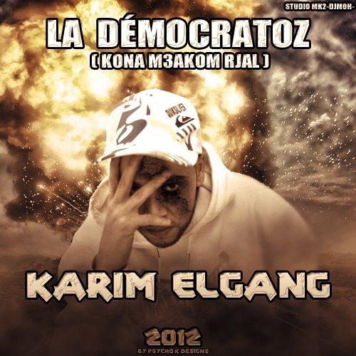 Karim El Gang New Album 2012-Démocra TOZ By Hamidou