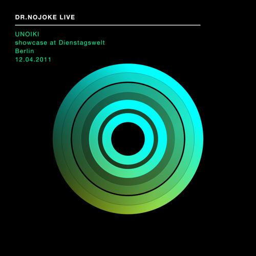 [UILIVE005] Dr.Nojoke live @ UNOIKI showcase 12 04 11
