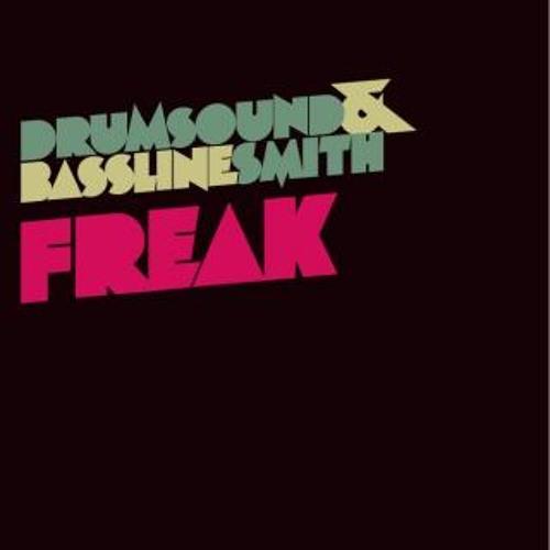 Drumsound Bassline Smith - Freak (Dubstep-to-Drum & Bass Grime Syndicate Edit) Free Download