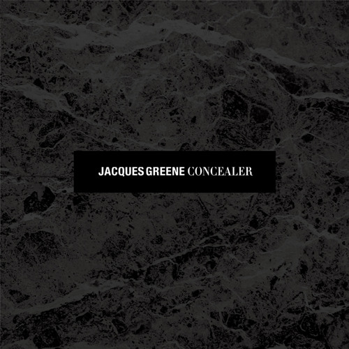 VSE01 / Jacques Greene - Concealer (preview) - out now