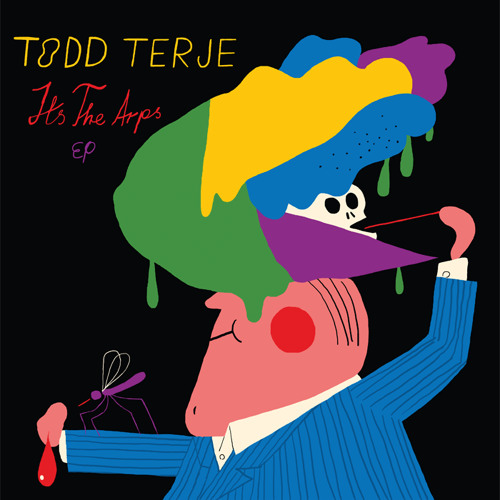 TODD TERJE - Myggsommer