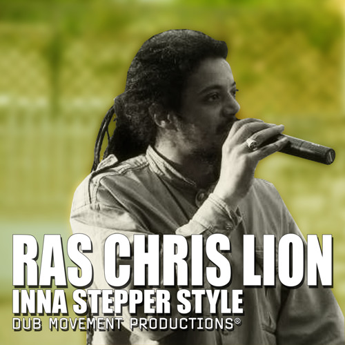 RAS CHRIS LION + DUB MOVEMENT - PEACEFUL MAN