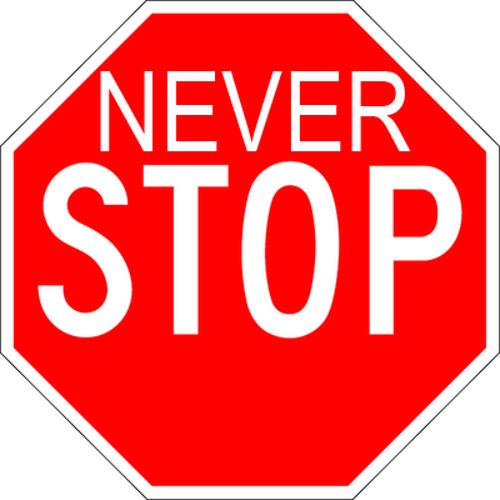 GTech - Never Stop