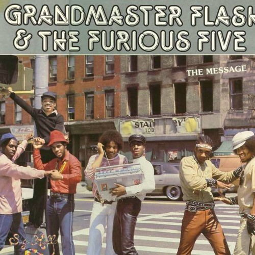 grand master flash & the furious five  -  the message   [ noetic flyence disney mix ]