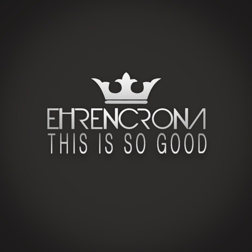 Ehrencrona - This is so good [out on bazooka records]