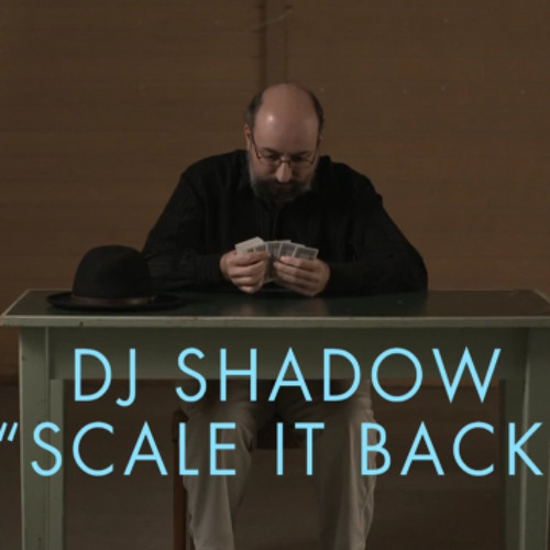 DJ Shadow feat. Little Dragon - Scale it back (B9 remix)