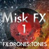 MiskFX1 sound effects package for radio, TV and podcast imaging