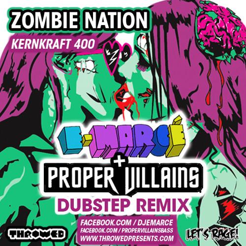 Kernkraft 4000 (E-marce & Proper Villains dubstep remix) PLAY ME FREEBIE