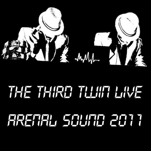 THE THIRD TWIN Live @ Arenal Sound 2011 (HQ WAV)