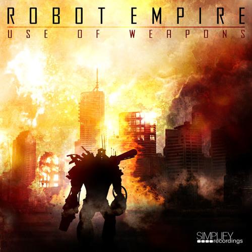 Robot Empire - Hurt *clip (OUT NOW simplify)