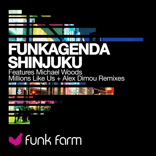 Funkagenda..michael woods..