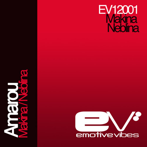 Amarou - Makina (Original Mix) [Emotive]