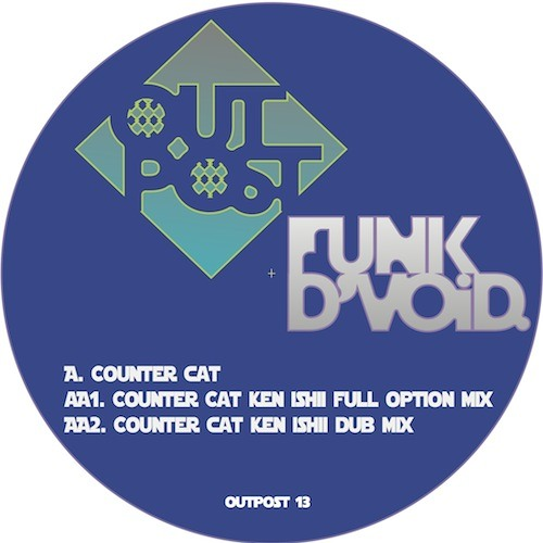 Counter Cat (clip)     *****OUTPOST#13 OUT 18th JAN*****